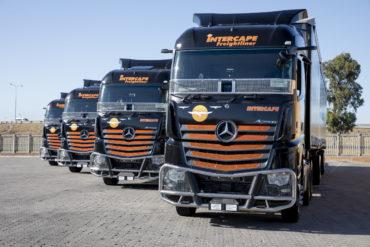 Intercape Freightliner - Freight & Logistics Management