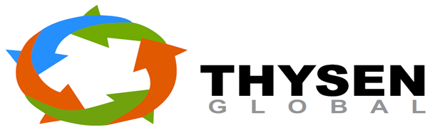 Thysen Global Logo - Intercape Freightliner Client