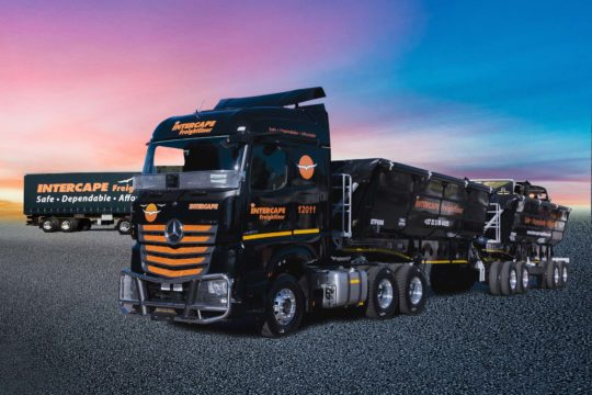Intercape Freightliner - Freight and Logistics Management Company